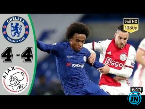 Chelsea vs Ajax 4-4 – All Highlights & Goals